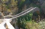 Bridge below Agrafavillage