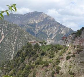 Spilia monastery