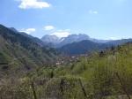 The eastern Agrafa ridge fromTrovato